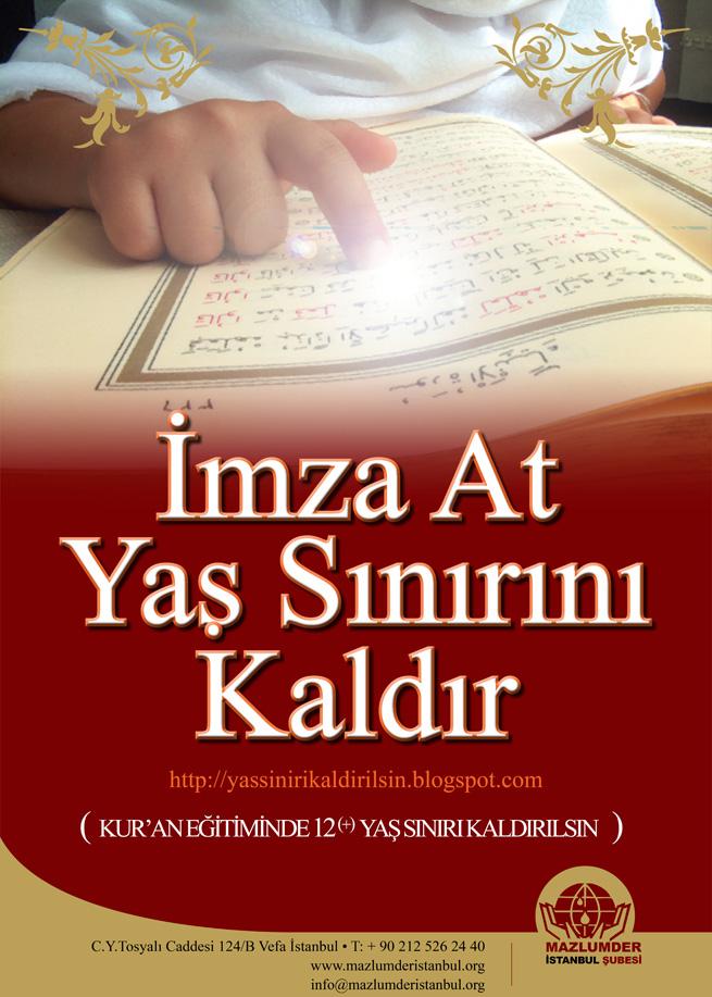 kur'an yas siniri