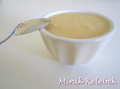 Süt Reçeli 1