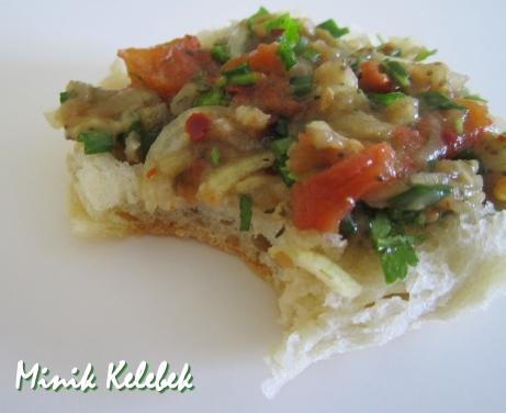 Patlican Salatasi 2