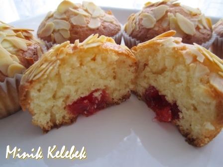 Lokumlu Muffin