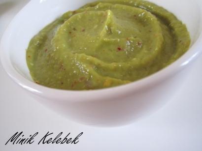 Avokado Sos (Guacamole)