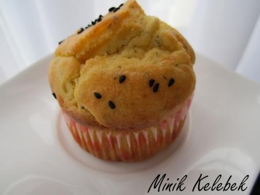 Misir Unlu Muffin
